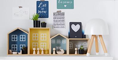 Kinderzimmer Dekoration von vertbaudet - Jetzt kaufen