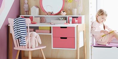 Kinderzimmermöbel mädchen  Kinderzimmer von vertbaudet – Jetzt online kaufen!