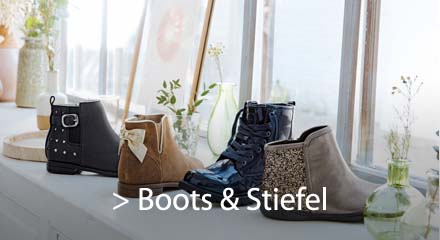 Boots & Stiefel